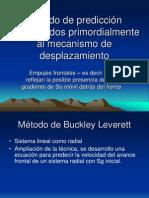 CP-8-BC Método de Predicción -Mecanismo de Desplazamiento