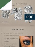 tattoo presentation pdf