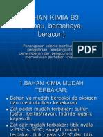 BAHAN KIMIA B3