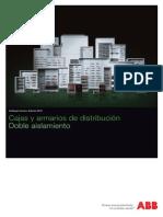Cajas y Armarios de Distribucion 2010_1TXA804010D0701- 0610
