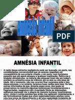 Amnesia Infantil