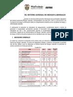 Estudio Accidentalidad a Junio 2013
