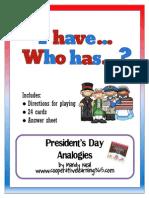 ihavewhohaspresidentsdayanalogies
