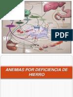 Clase 10 Anemias Por Deficiencia de Hierro