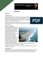 Proposed Ocean Beach San Francisco beach fire or bonfire rules, April 2014