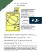 Apostila - Como Utilizar Um Multímetro Digital.doc