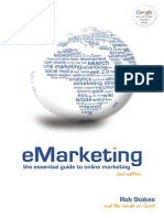 e-Marketing the Essential Guide to Online Marketing