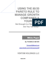 80 20 White Paper by Tom Meyer