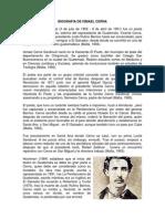 Biografia de Ismael Cerna