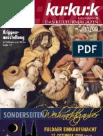 kukuk-Magazin, Ausgabe 11/2009
