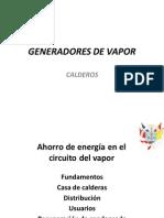 Generadores de Vapo