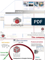InfoPLC CoDeSys Programming and Configuration Tool Sercos