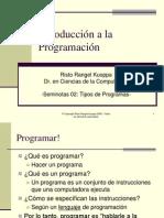 02 Introduccin a La Programacin