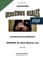 9.Derechos Reales Materiales de Enseñanza 2008