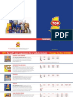 tOP 1 Oil Products Company High-Quality Lubricants