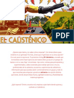 Blog - El Calisténico
