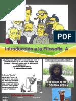 Introducción a La Filosofia A