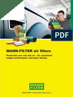 จำหน่าย Mann Air Filters