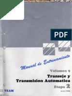 Manual Transeje Transmision Automatica