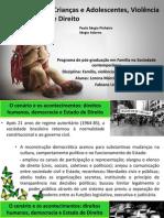 Apresentação_Violência Contra Crianças e Adolescentes, Violência Social