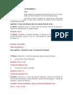 Texto Orientativo_Diluição Simples