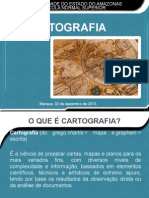 Slides Cartografia