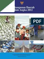 Pembangunan Daerah dalam Angka Tahun 2012