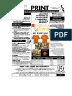 November 1 2009 Newsletter Small Nationwide