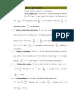4 10 Criterios de Convergencias Para Series