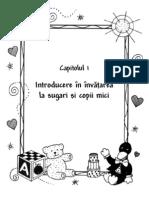Activitati de invatare pentru copilul mic Cap 1