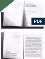 Dispositivos institucionales 1