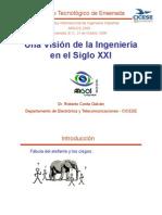 Una vision de la Ingeniería en el Siglo 21 (2008) - Tec. Ensenada