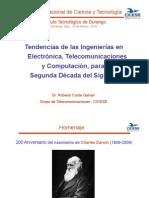 Tendencias de TICs en La 2a Decada Del Siglo 21 (ITDurango 2010)