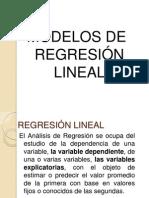 Regresión 1 IMC
