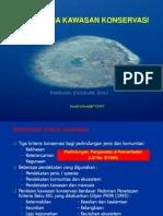 Kriteria Umum Penetapan Kawasan Konservasi