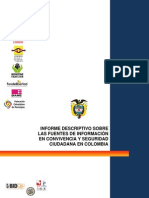 Informe Descriptivo Colombia 2010