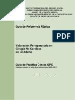 guiaclinicaimssvaloracionpreanestesica