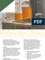 Recipes - Beekeeper's Favorite Recipes