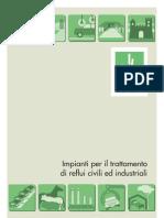 ISEA - Impianti per il trattamento di reflui civili ed industriali