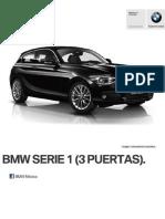 Ficha Tecnica BMW 118iA (3 Puertas) Automatico 2014