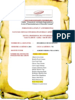 Informe Final _desarrollo Ii_calvo Lopez