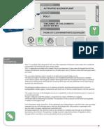 ISEA POLI 1 - ACTIVATED SLUDGE PLANT - TREATMENT OF DOMESTIC WASTE WATERS