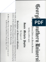 1-b  georgia southern diploma