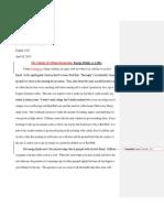 english 1102 second draft tc