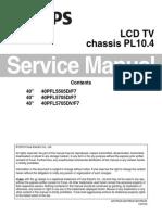 Philips (Funai) PL10.4 40PFL5705