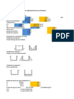 Diseño Estructural Tanque No 2