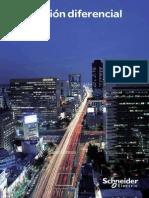 Guia Tecnica - Proteccion Diferencial en BT - SCHNEIDER