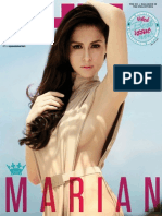 FHM Philippines March 2014