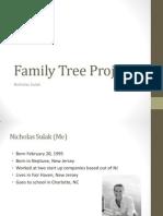 family tree visual