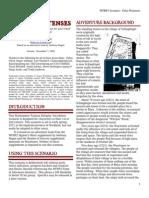 WFRP3F - False Pretenses - Scenario